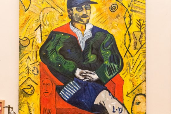 """Citofonare """"Sputo"""", alias Lucio Dalla. La casa di un visionario"""