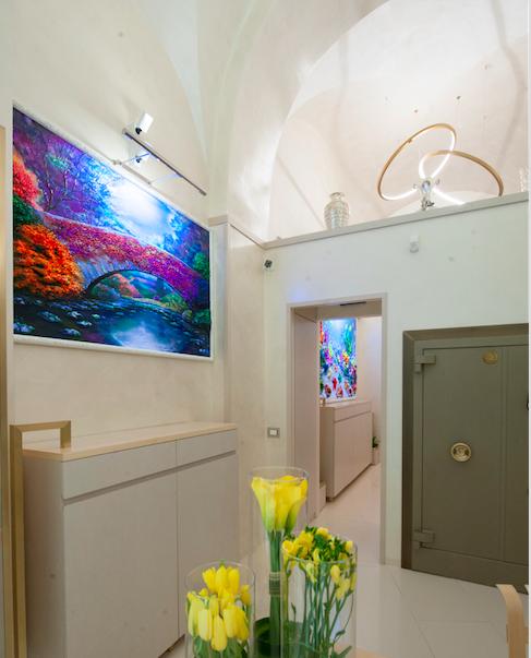 Arte&Luxury, a Foggia le opere del maestro Massimo Meda fondatore ...