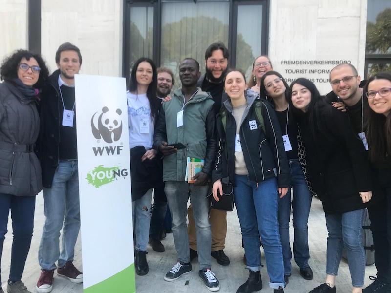 Gli stati generali del WWF a Riccione, parola d'ordine: Emergenza