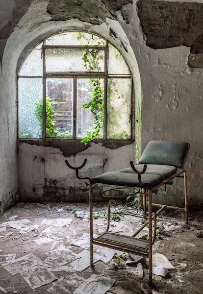 L'Urban Exploration di Abandoned Trash o l'irresistibile fascino per i segni del tempo