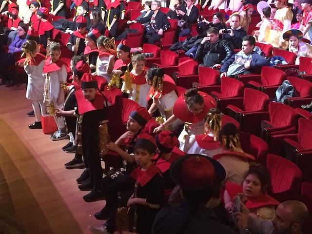 Lirica e scuola inclusiva. Gli alunni dell'Assori cantano al San Carlo di Napoli