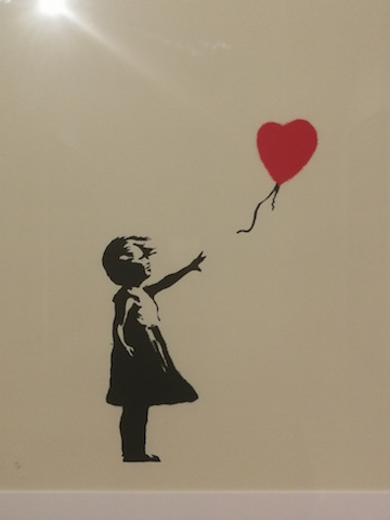 Banksy in mostra a Osimo, from the street to the museum