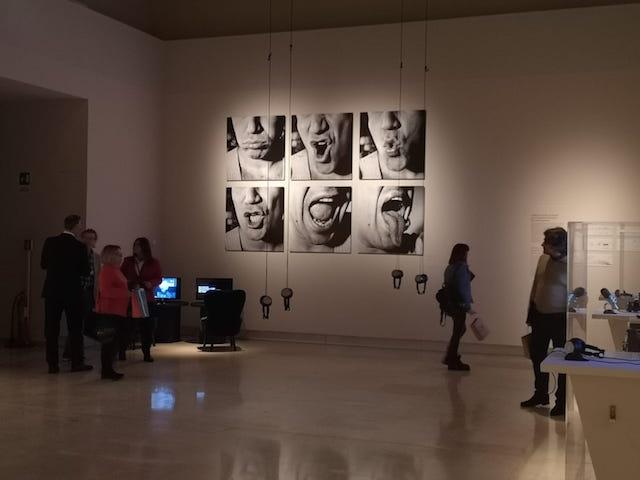 """""""Il corpo della voce"""", al Palazzo delle Esposizioni in mostra il suono tra scienza e arte"""