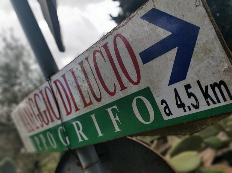 La leggenda in sella al Salento, Lucio Cetra