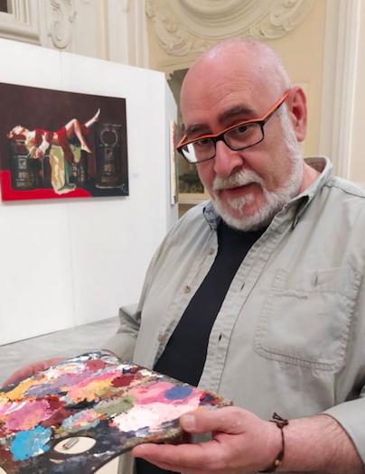 Miguel Gomez, Direttore artistico BIBART Biennale Internazionale Bari