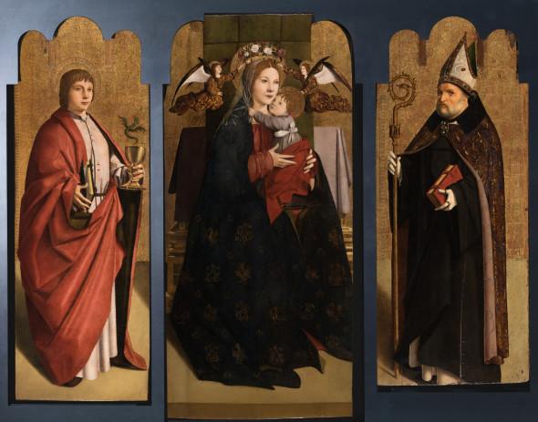 La mostra di Antonello da Messina a Palazzo Reale