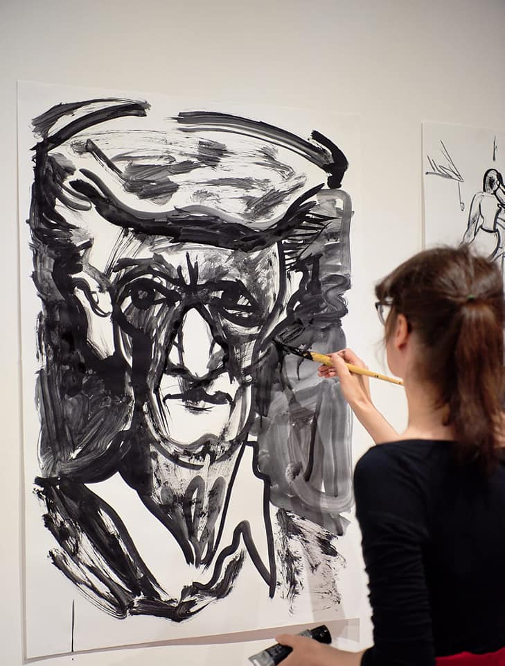 Légàmi ovvero la Montagna del Sole letta attraverso gli occhi di un'artista russa