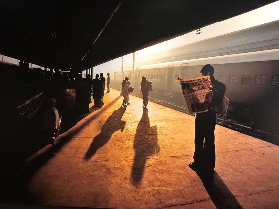 """Leggere"" per Steve McCurry"