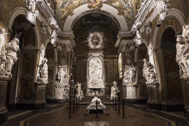 Meraviglie e leggende nella Cappella Sansevero di Napoli