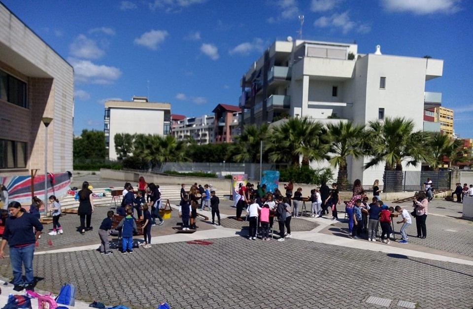 """Iapigia e le altre periferie,  come i centri famiglia a Bari sono diventati """"riparatori di futuro"""""""