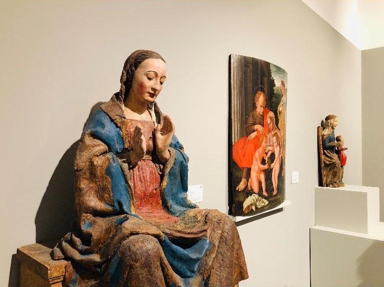 L'arte di salvare l'arte, i Grifoni e le opere recuperate dall'Arma in mostra al Quirinale