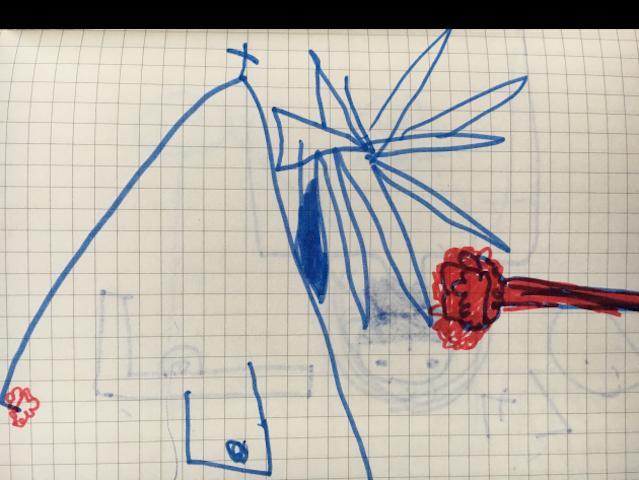 Alla fine del mare la tragica epica dei migranti nei disegni dei bambini