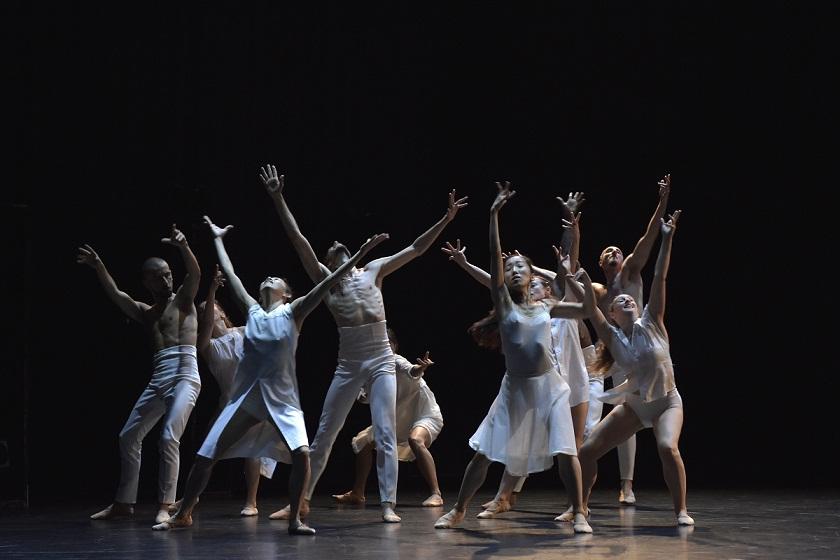 Vito Giotta e l'arte di vendere sogni per il pubblico con la danza. Anche per strada