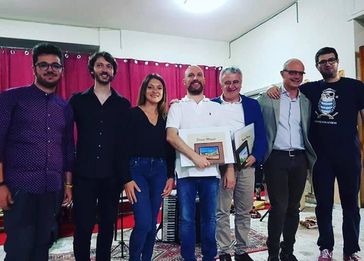 """Manuel Padula, il sassofono e la musica classica per svegliare il Gargano dal """"torpore"""""""