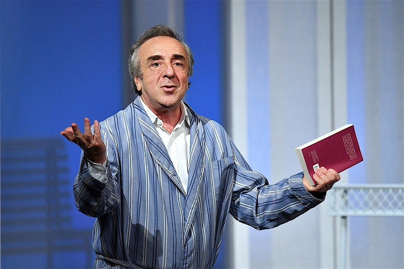"""Bari, la grande prosa e la multidisciplinarietà tornano al Teatro Piccinni, il """"luogo di tutti"""""""