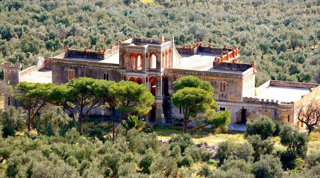 All'amata Rosina: la villa abbandonata alle pendici del Gargano è il luogo più romantico di Puglia