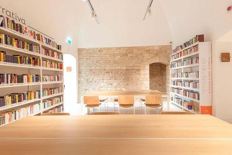 Sannicandro di Bari, una nuova biblioteca nel segno della Community Library