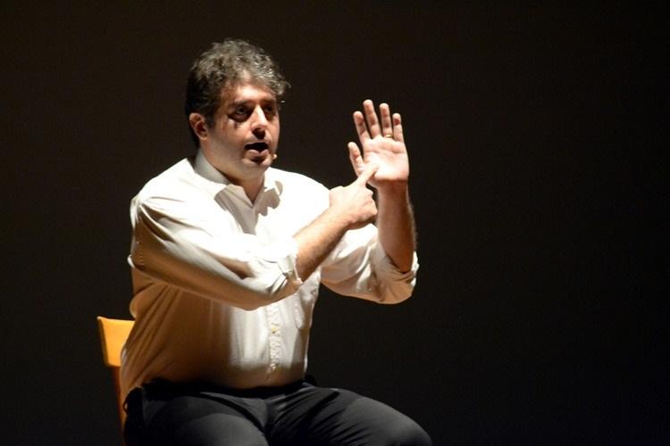 Il Teatro della Polvere e il monologo Panunzio di Stefano Corsi finalisti al concorso anti-mafia 'Noi'