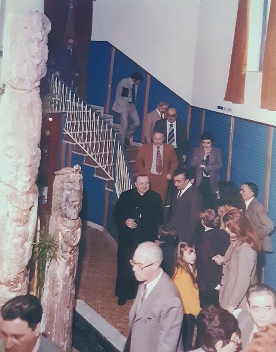 E 'Per grazia ricevuta' inaugurò il Cinema San Michele di Manfredonia