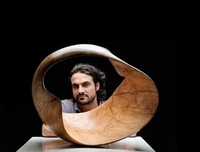 I legni di Corrado Grifa: la 'sostenibile leggerezza' dei vuoti pieni