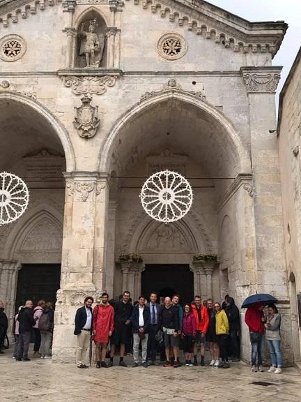 """""""In bici tra i Siti UNESCO e i Parchi della Puglia e Basilicata"""", partiti sulle due ruote da Monte"""
