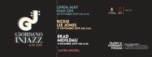 Sound di donna: Linda May Han Ho apre il Giordano in Jazz Winter Edition