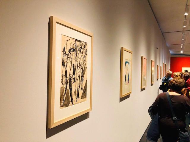 Nel Novecento. I disegni da Modigliani a Schiele e da De Chirico a Licini