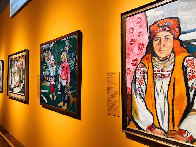 Natalia Goncharova, l'avanguardia russa femminile in mostra a Firenze