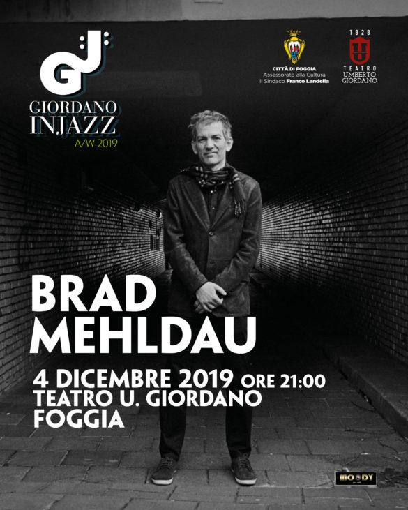 Teatro Giordano - 4 dicembre - MEHLDAU