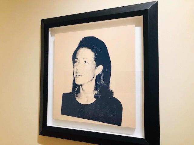 Da Warhol a Mirò, la straordinaria collezione Casamonti a Firenze