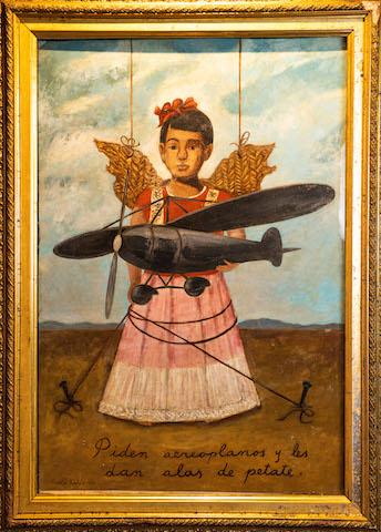 Il caos dentro, un viaggio sensoriale che celebra la vita di Frida Kahlo