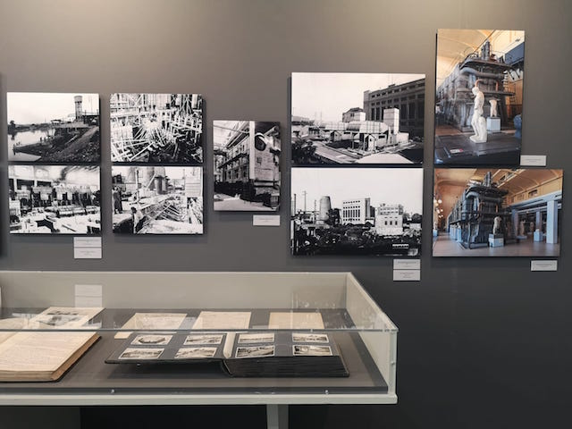 110 Anni di luce: Acea e Roma. Passione e innovazione alla Centrale Montemartini