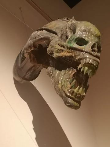 E.T., Alien e King Kong in mostra a Roma le magiche creature di Carlo Rambaldi