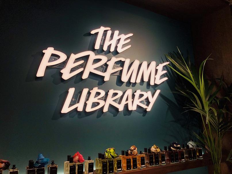 Lush Perfume Library, l'esperimento di Firenze, città del profumo moderno
