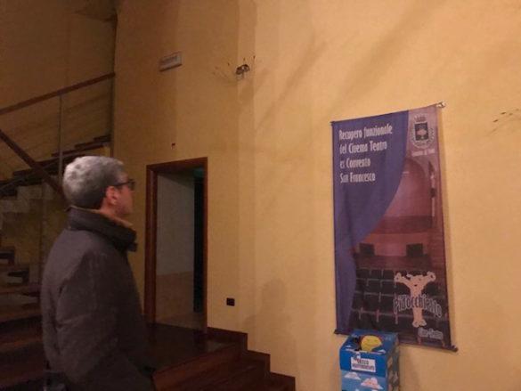 Troia, non solo Rosone: la chiesa sconsacrata dei morti diventerà un teatro