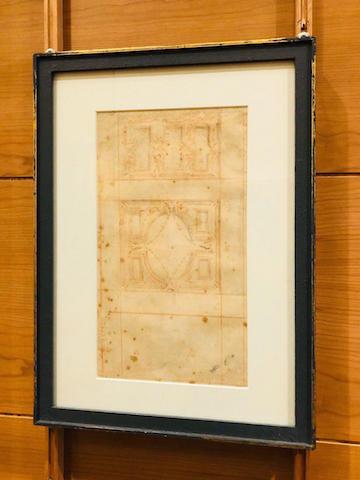 I lacunari, la storia millenaria dei soffitti nella mostra degli Uffizi
