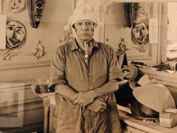 Pablo Picasso, l'altra metà del cielo
