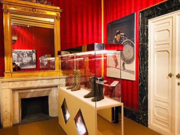 Ai Piedi degli Dei, le scarpe delle meraviglie a Palazzo Pitti