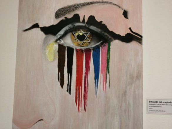 Vertigine della memoria:  Antonello Morsillo viaggia nella sofferenza e nell'urgenza etica dell'arte
