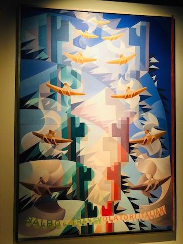 """L'avanguardia futurista di """"quelli che vanno"""" nella grande mostra a Palazzo Blu"""