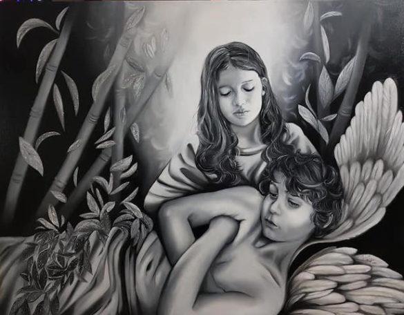 L'artista Concetta di Stefano nel ricordo di Miguel Gomez e di chi l'ha amata