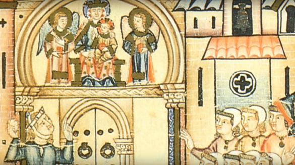 Il portale di San Martino:  testimonianza dell'arte mariana in Capitanata