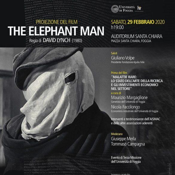 """The elephant man: """"Si ha paura solo di ciò che non si conosce"""""""