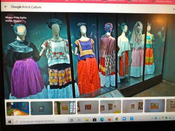 #turistadacasa: nel mondo di Frida Kahlo, dentro Casa Azul a Coyoacán