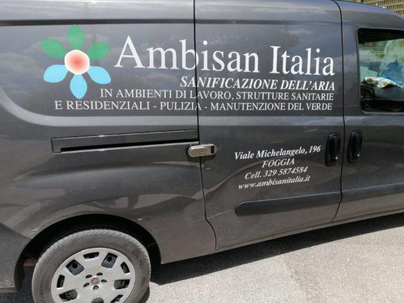Design e sanificazione, il futuro post Covid già immaginato da Ambisan Italia con Koinè Associati
