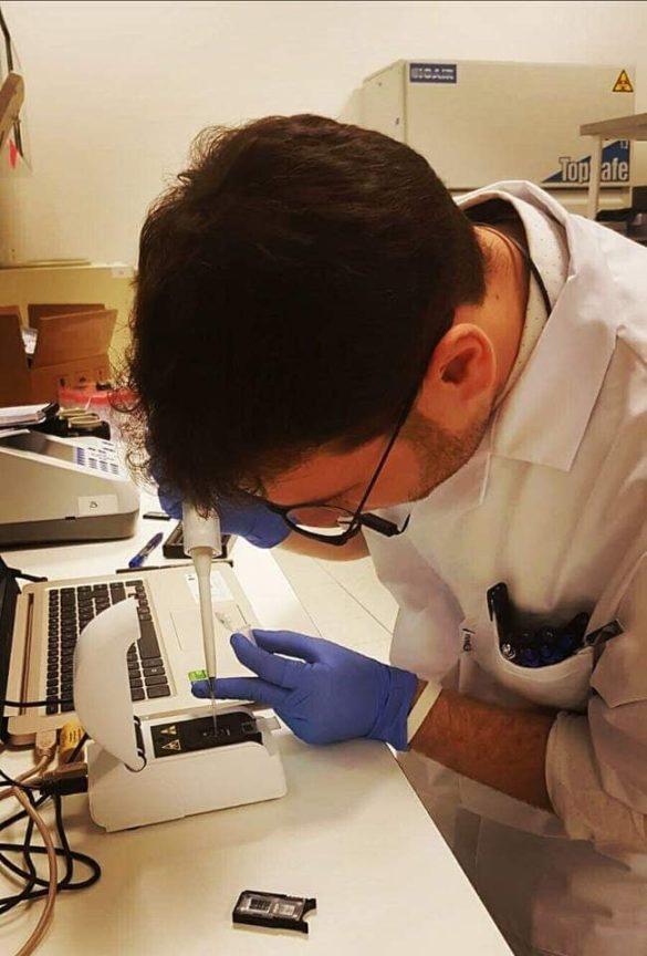 """""""Puntare sulla prevenzione virale"""". La sfida contro il Covid-19 di Antonio Sarnataro della Biomolecular Diagnostic"""