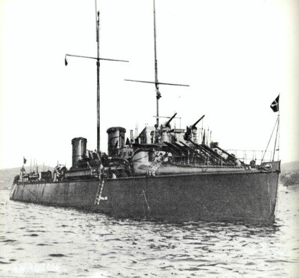 105 anni fa ebbe inizio a Manfredonia la Prima Guerra Mondiale