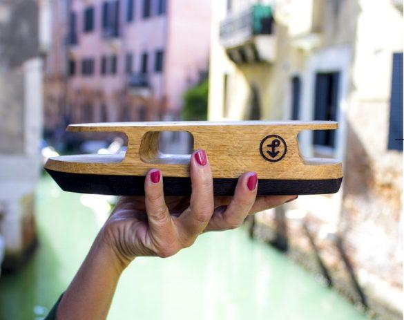 """Ecosostenibilità, recupero e sociale: è """"Pieces of Venice"""" per salvare Venezia un pezzo alla volta. Con l'industrial design"""