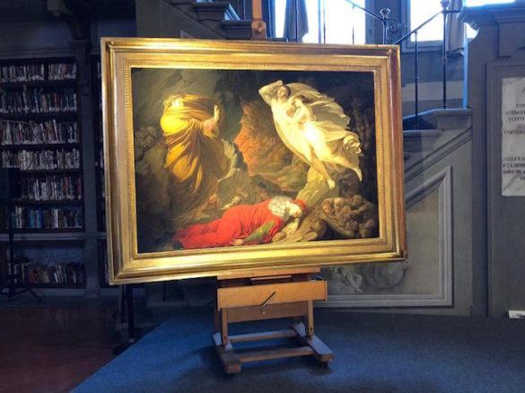 """""""Dante, la visione dell'arte"""": la mostra degli Uffizi per la rinascita italiana da Firenze a Ravenna"""