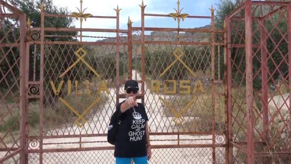 """Ghost Hunters a Villa Rosa: """"Dove c'è storia ci sono presenze"""""""